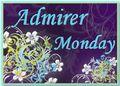 AdmirerMonday