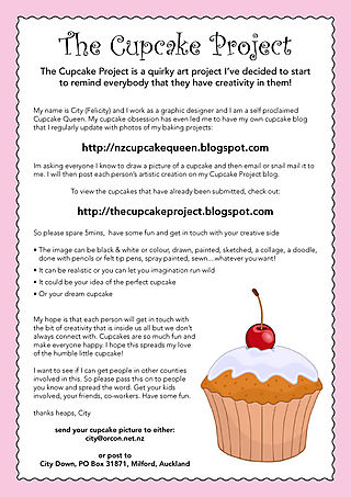Thecupcakeproject